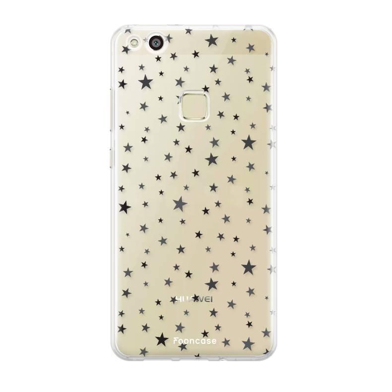 FOONCASE Huawei P10 Lite Handyhülle - Sterne