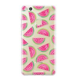 FOONCASE Huawei P10 Lite - Watermeloen