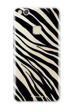 FOONCASE Huawei P10 Lite hoesje TPU Soft Case - Back Cover - Zebra print