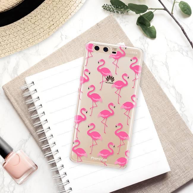 FOONCASE Huawei P10 Case - Flamingo