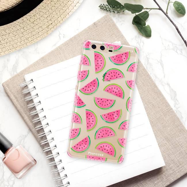 FOONCASE Huawei P10 Handyhülle - Wassermelone