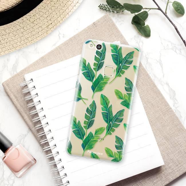 Huawei Huawei P10 Lite Handyhülle - Bananenblätter