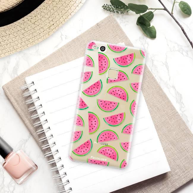 Huawei Huawei P10 Lite hoesje - Watermeloen