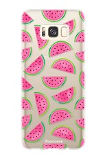 FOONCASE Samsung Galaxy S8 Handyhülle -  Wassermelone