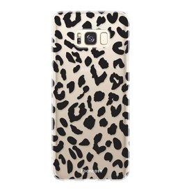 FOONCASE Samsung Galaxy S8 - Leopard