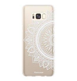 FOONCASE Samsung Galaxy S8 - Mandala