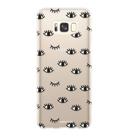 FOONCASE Samsung Galaxy S8 Plus - Eyes