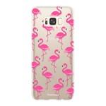 FOONCASE Samsung Galaxy S8 Plus - Flamingo