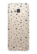 FOONCASE Samsung Galaxy S8 Plus Handyhülle - Sterne