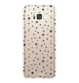 FOONCASE Samsung Galaxy S8 Plus - Sterretjes