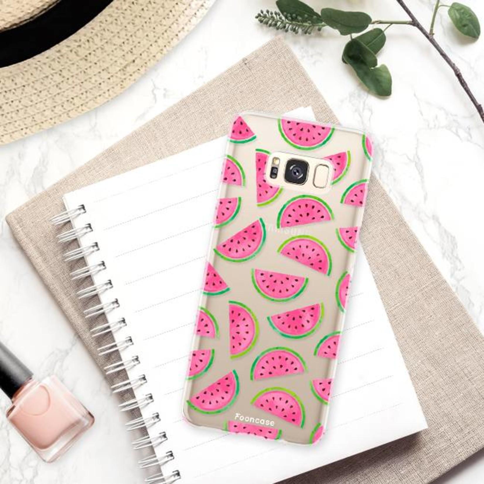 FOONCASE Samsung Galaxy S8 Plus Handyhülle - Wassermelone