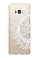 FOONCASE Samsung Galaxy S8 Plus Handyhülle - Mandala