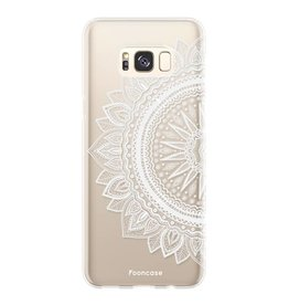 FOONCASE Samsung Galaxy S8 Plus - Mandala