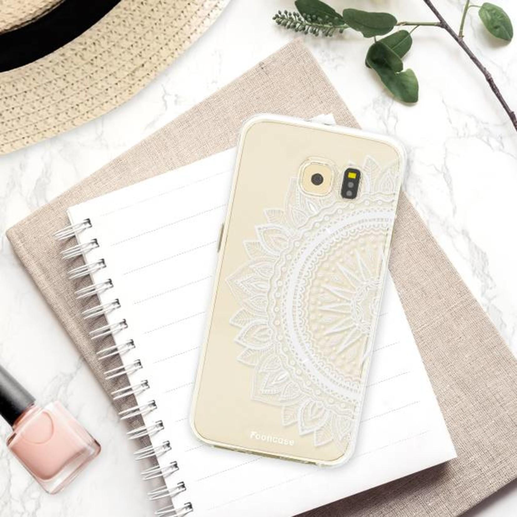FOONCASE Samsung Galaxy S6 Handyhülle - Mandala