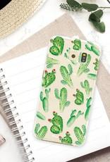 FOONCASE Samsung Galaxy S6 Handyhülle - Kaktus