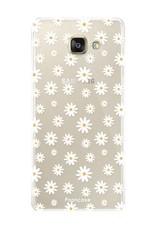 FOONCASE Samsung Galaxy A3 2016 Handyhülle - Gänseblümchen