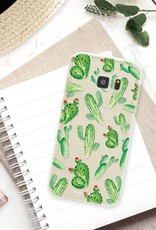 FOONCASE Samsung Galaxy S7 Handyhülle - Kaktus