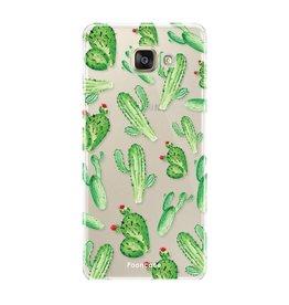 FOONCASE Samsung Galaxy A3 2016 - Cactus