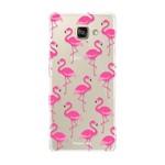FOONCASE Samsung Galaxy A3 2016 - Flamingo