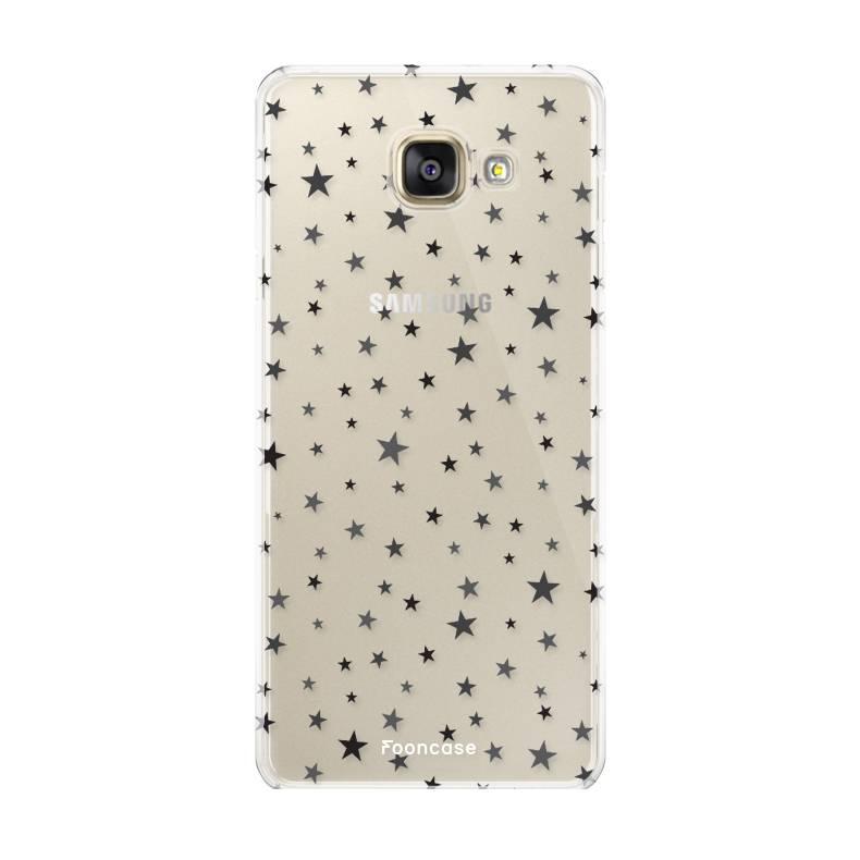 FOONCASE Samsung Galaxy A3 2016 Handyhülle - Sterne