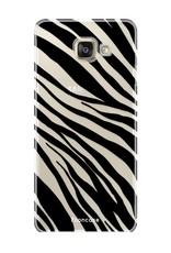 FOONCASE Samsung Galaxy A3 2016 Handyhülle - Zebra