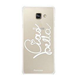 FOONCASE Samsung Galaxy A3 2017 - Ciao Bella