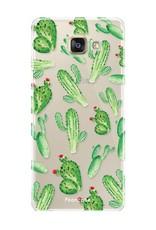 FOONCASE Samsung Galaxy A3 2017 Case - Cactus