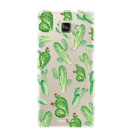 FOONCASE Samsung Galaxy A3 2017 - Kaktus