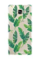 FOONCASE Samsung Galaxy A3 2017 Case - Banana leaves