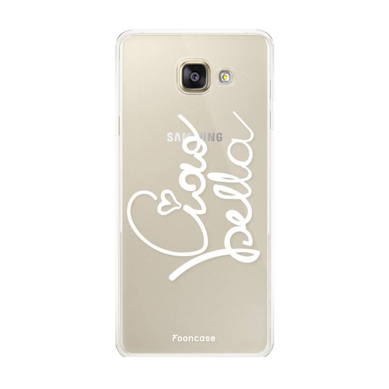 FOONCASE Samsung Galaxy A5 2016 Handyhülle - Ciao bella!