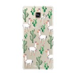 FOONCASE Samsung Galaxy A3 2017 - Alpaca