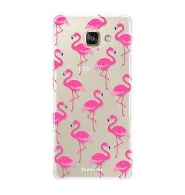 FOONCASE Samsung Galaxy A5 2016 - Flamingo