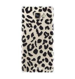 FOONCASE Samsung Galaxy A3 2017 - Leopard
