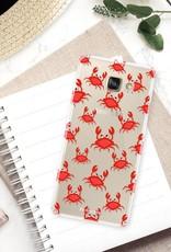 FOONCASE Samsung Galaxy A3 2016 Case - Crabs