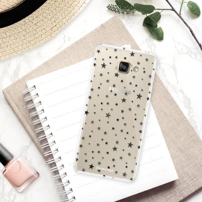 FOONCASE Samsung Galaxy A3 2017 Handyhülle - Sterne