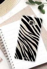 FOONCASE Samsung Galaxy A5 2016 Case - Zebra