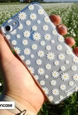 FOONCASE Huawei P8 Handyhülle - Gänseblümchen