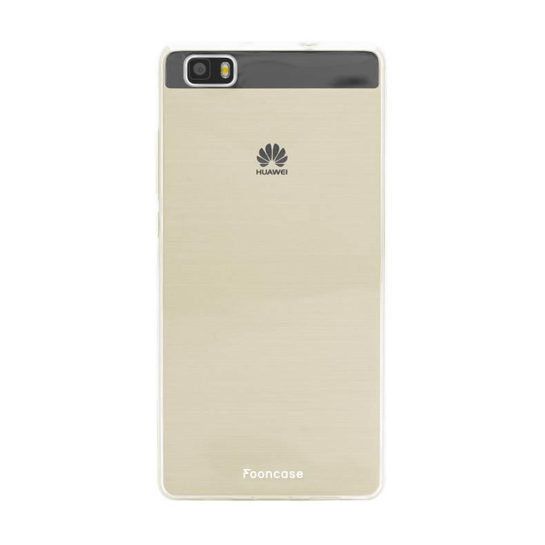 Huawei Huawei P8 Lite Handyhülle - Transparant