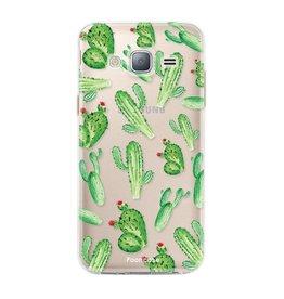 FOONCASE Samsung Galaxy J3 2016 - Cactus