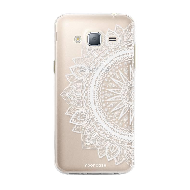FOONCASE Samsung Galaxy J3 2016 - Mandala