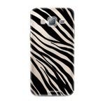 FOONCASE Samsung Galaxy J3 2016 - Zebra