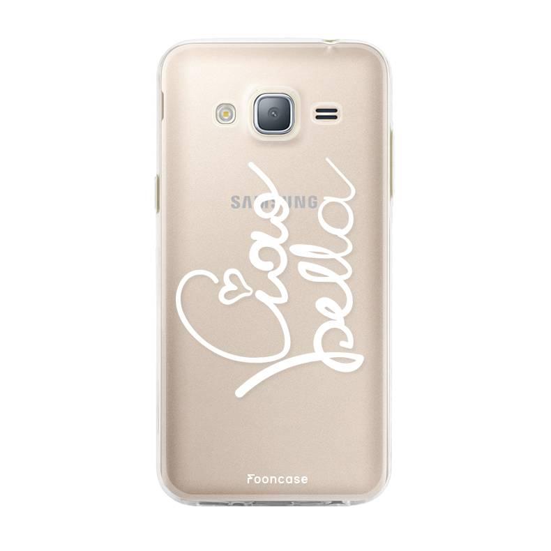 FOONCASE Samsung Galaxy J3 2016 - Ciao Bella!