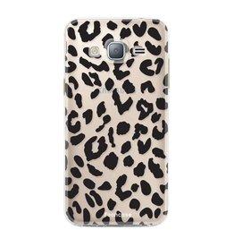 FOONCASE Samsung Galaxy J3 2016 - Leopard