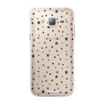 FOONCASE Samsung Galaxy J3 2016 - Stars