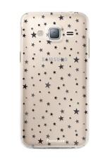 FOONCASE Samsung Galaxy J3 2016 - Sterne