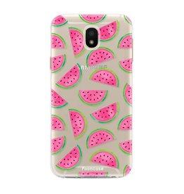 FOONCASE Samsung Galaxy J5 2017 - Watermelon