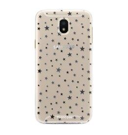 FOONCASE Samsung Galaxy J5 2017 - Sterne