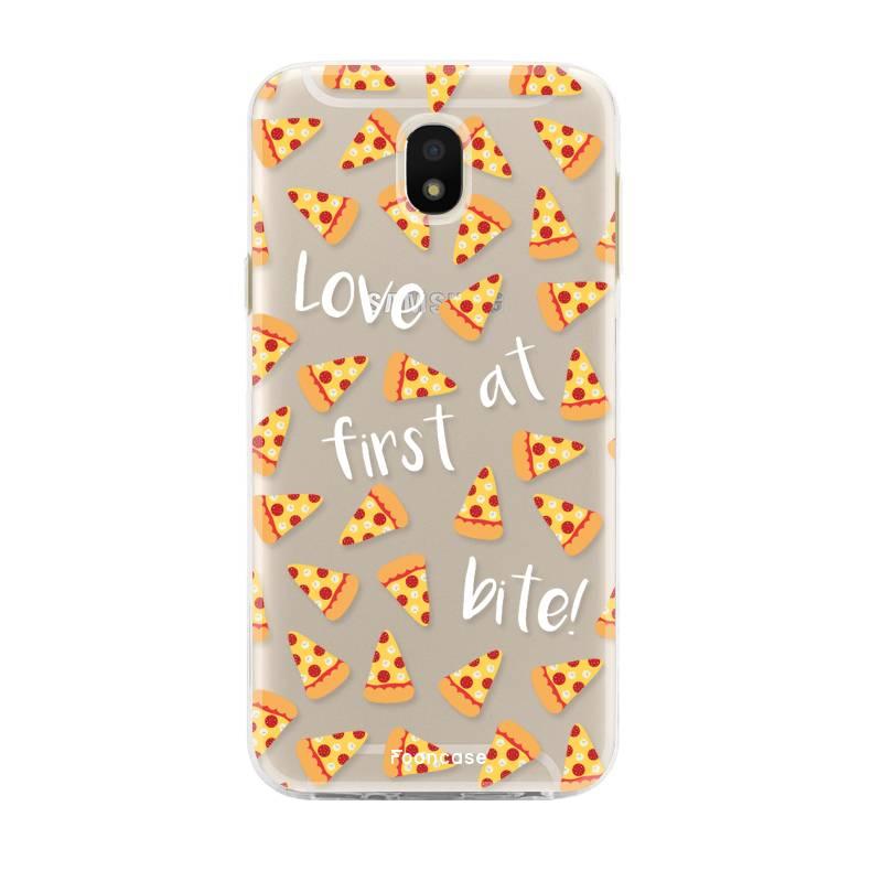 Ubrugte FOONCASE | Pizza phone case | Samsung J5 2017 JK-49