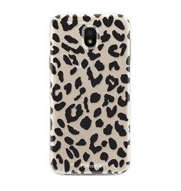 FOONCASE Samsung Galaxy J5 2017 - Leopardo