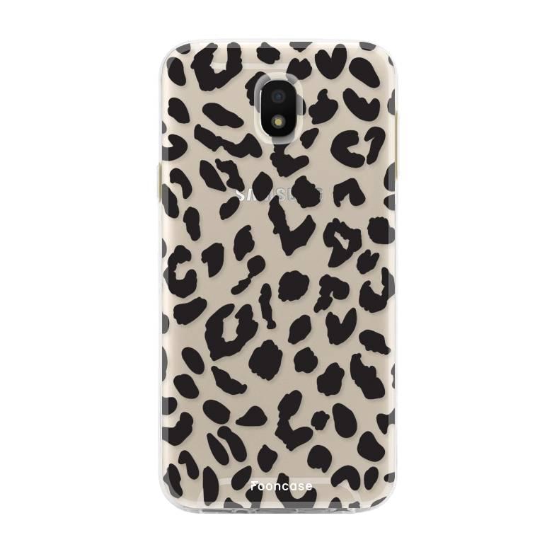 FOONCASE Samsung Galaxy J5 2017 - Leopard